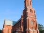Kościół i otoczenie